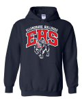 Navy EHS 8 oz. Hooded Sweatshirt